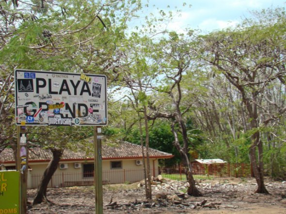 Welcome to Playa Grande