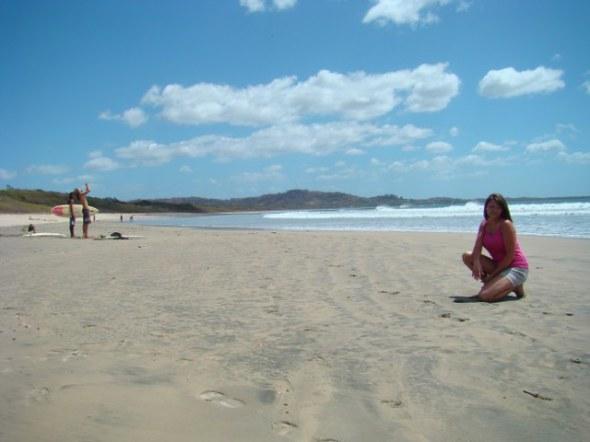 Tra on Playa Grande