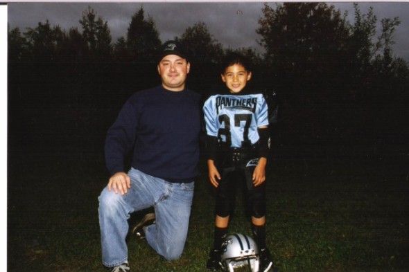 First year of football in Eagle River 2001