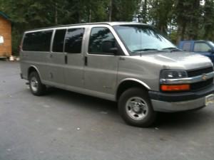 The big van