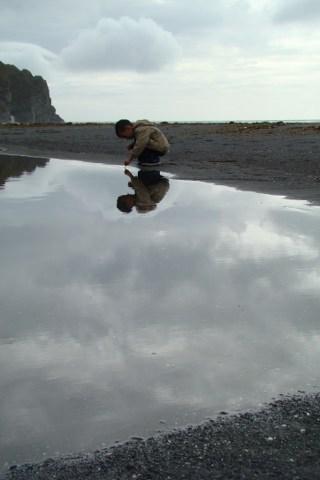 Jake Reflecting