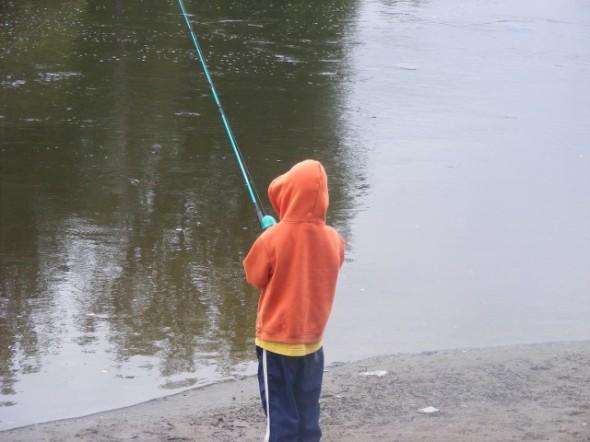 jakey working the Nemo pole