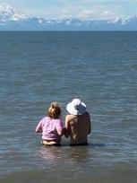 Alaska Swimming.